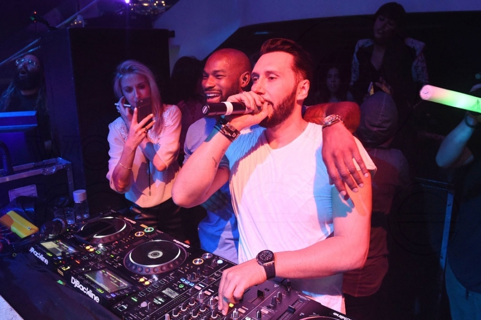 Cedric Gervais w/ Tyson Beckford Miami Music Week Club Liv 2017