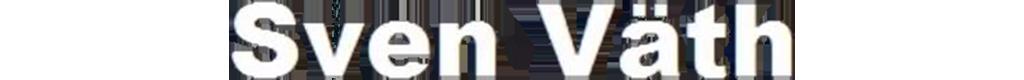 Sven Vath Logo