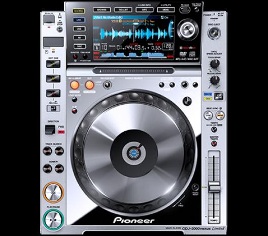 Pioneer CDJ2000-Nexus-M