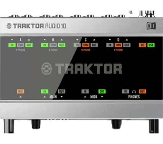 NI Traktor Audio-10
