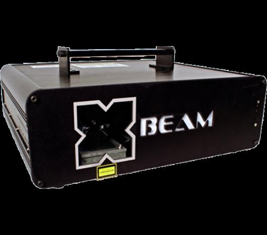 X Laser x Beam 2 3 w RGB