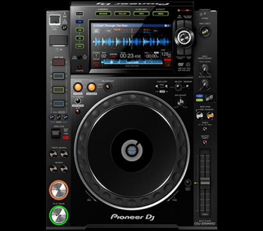 Pioneer CDJ2000-Nexus2