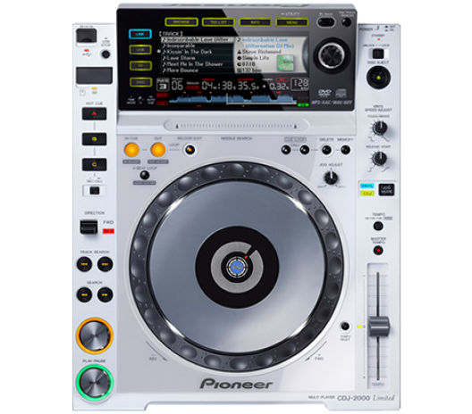 Pioneer CDJ2000-Limited