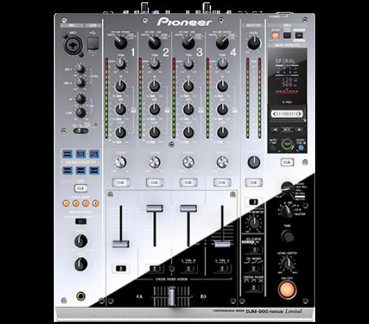 Pioneer DJM-900 Nexus M