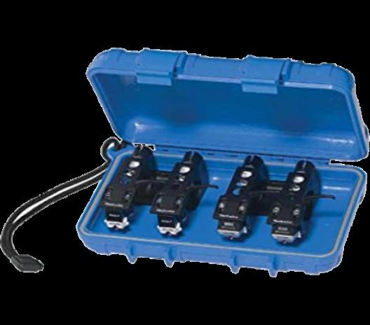 Shure M44-7 BLUE CASE