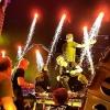 Skrillex , Jack U, P Diddy & Justin Bieber Ultra Music Festival 2015