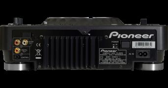 Pioneer CDJ1000-MK3-Rear