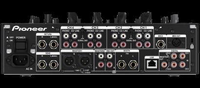 Pioneer DJM-900 SRT Rear