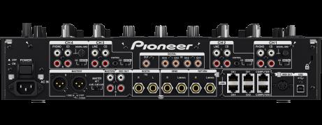 Pioneer DJM-2000 NEXUS-Rear