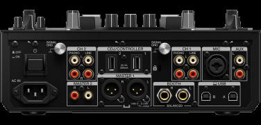 Pioneer DJM-S11 Rear