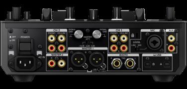 Pioneer DJM-S9-Rear