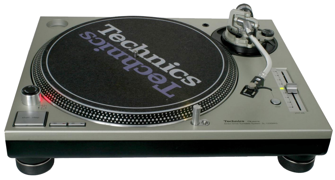 Technics SL1200 MKII