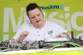 Orjan Nilsen Sirius XM Miami Music Week