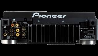 Pioneer DVJ-1000 Rear