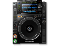 Pioneer CDJ-2000NXS2 Top
