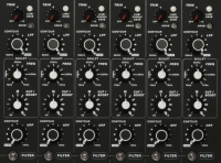 PLAYdifferently Model 1 EQ Section