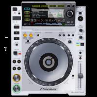 Pioneer CDJ2000-Limited Top