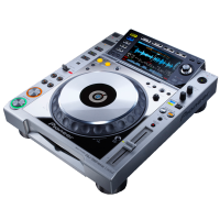 Pioneer CDJ2000-Nexus-M Side