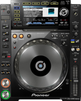 CDJ 2000 NEXUS TOP